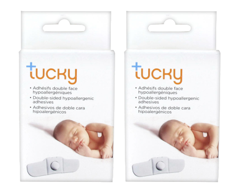 Tucky thermomètre patch connecté