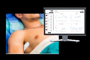 patient et suivi ordinateur